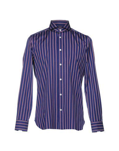 Luigi Borrelli Napoli Chemises Rayas collections bon marché RTDc3OOv
