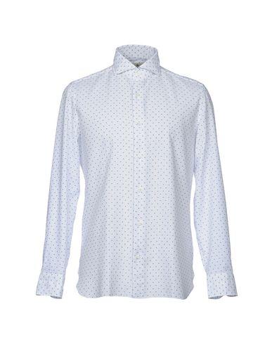 Luigi Borrelli Napoli Camisa Estampada boutique ZO1z6CikUi