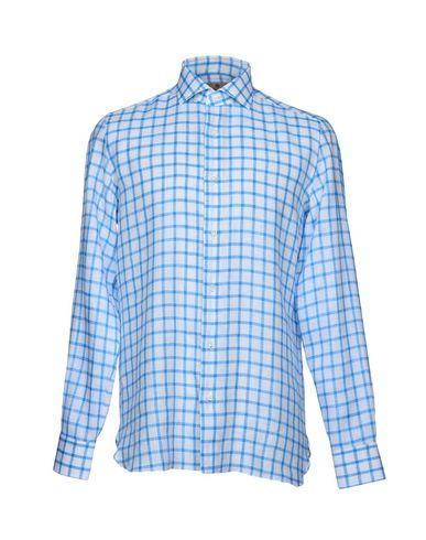 Luigi Borrelli Napoli Camisa De Cuadros Livraison gratuite populaires MD8Jwg46ow