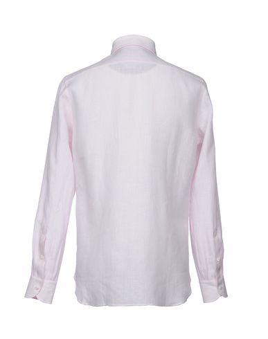 réductions Luigi Borrelli Napoli Camisa De Lin collections de dédouanement Réduction obtenir authentique w1iov0