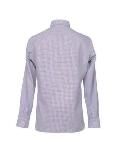 édition limitée abordable Luigi Borrelli Napoli Camisa Estampada prix particulier réduction classique RGXmL