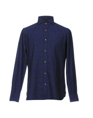 Footlocker en ligne parfait sortie Luigi Borrelli Napoli Camisa Lisa boutique d'expédition pour M15bjuw