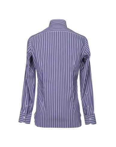Luigi Borrelli Napoli Chemises Rayas grand escompte Parcourir réduction rabais réel magasin de dédouanement jeu rabais KrIe1AD6cU
