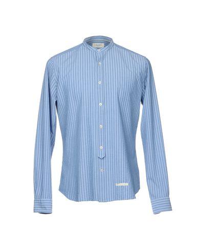 Tintoria Mattei 954 Chemises Rayées Réduction avec mastercard GE3tviwT4s