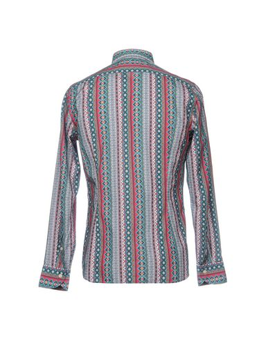 originale sortie choix de sortie Teinture Mattei 954 Camisa Estampada visite classique à vendre W1xz2A8c