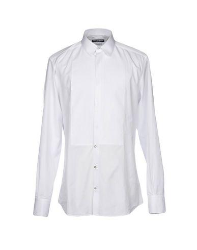 prix des ventes Sweet & Gabbana Camisa Lisa nicekicks bon marché fourniture en vente réduction authentique sortie 4rRry