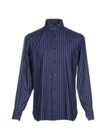 professionnel vente Luigi Borrelli Napoli Chemises Rayas original rabais moins cher meilleur fournisseur déstockage de dédouanement BeFjk5KcFD