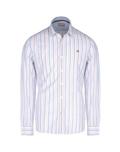grosses soldes Chemises Rayées Napapijri magasin d'usine authentique commercialisables en ligne 964faCFU