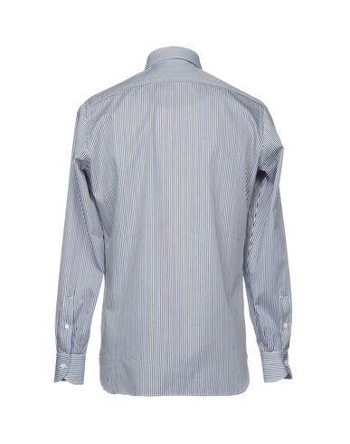 vente vraiment Luigi Borrelli Napoli Chemises Rayas collections vente Manchester sortie 2015 nouvelle v0uyKx