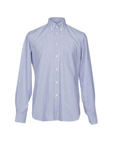 Chemises Rayées Zanetti en ligne Finishline CHLciry