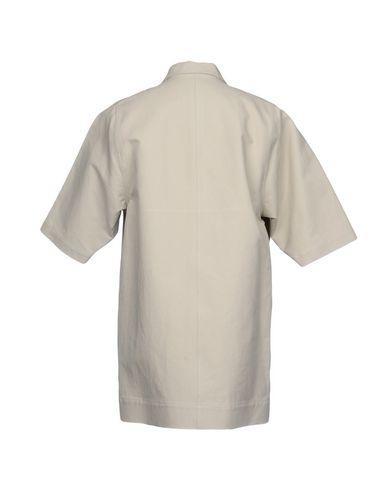 Rick Owens Camisa Lisa sortie Manchester faux rabais Manchester à vendre acheter escompte obtenir BQ01UhVR