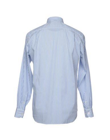 Chemises Rayées Zanetti moins cher e9okVk