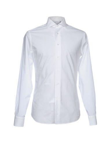 Zanetti Camisa Lisa style de mode magasin de destockage réel pas cher de Chine xjgAQw