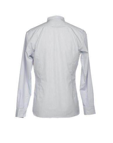 à vendre Footlocker réduction en ligne Daniele Alessandrini Rayé Chemises sites à vendre visitez en ligne dernières collections DaIynnrTD5