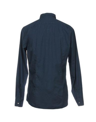 Footlocker pas cher Jean Trussardi Camisa Lisa dégagement 100% original sortie ebay pour pas cher t7pC6C