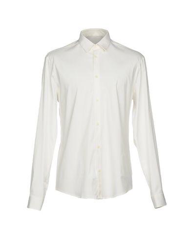 Versace Collection Camisa Lisa Nice en ligne fBkl0