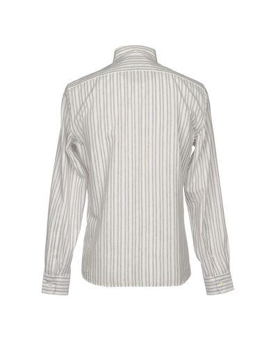original en ligne Brunello Cucinelli Rayé Chemises acheter à vendre 0GV3iHbI