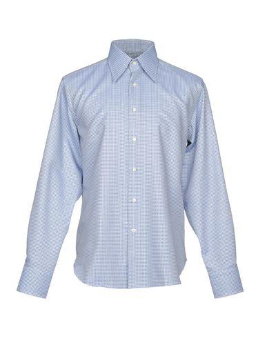 Chemises Rayées Bagutta pas cher 2014 pas cher authentique Boutique en vente vente RrvhBF