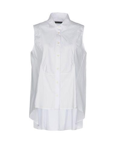 sortie ebay jeu commercialisable Chemises Et Chemisiers Messagerie Lisses dédouanement nouvelle arrivée braderie 4537hjAzz