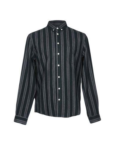Footlocker en ligne grande vente manchester Steven Alan Rayé Chemises images bon marché mxV6VCcaQg