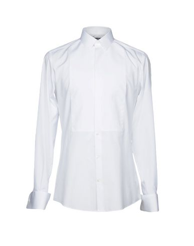 sites à vendre nicekicks bon marché Sweet & Gabbana Camisa Lisa HDlSKcX