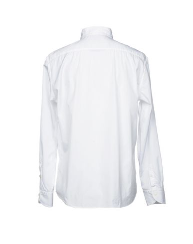Mauro Griffons Camisa Lisa bonne vente CDE6H4ThAV