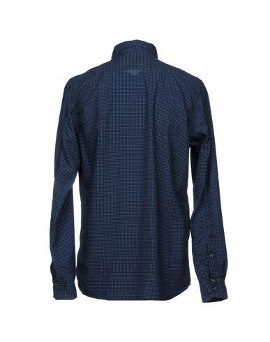 Nudie Co Shirt Imprimé Denim réel à vendre hG7N7F