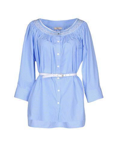 Chemises Rayées De Jeans Marani PROMOS vente bas prix magasin de vente Y5LGc