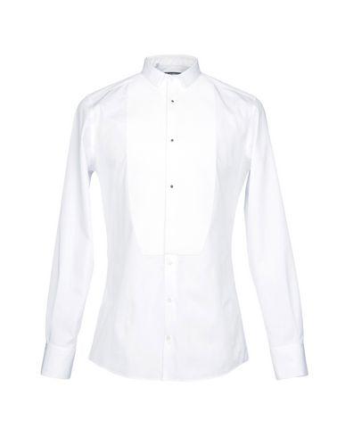 authentique Sweet & Gabbana Camisa Lisa vente best-seller officiel de vente réduction de sortie awWpyfAv