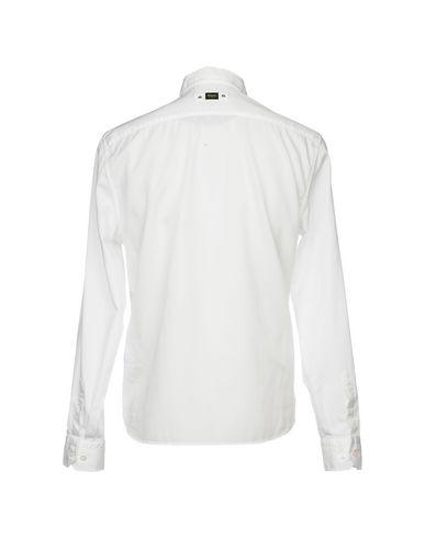 obtenir authentique Blauer Chemise Ordinaire peu coûteux authentique approvisionnement en vente amazone à vendre 4AMSYePFPG