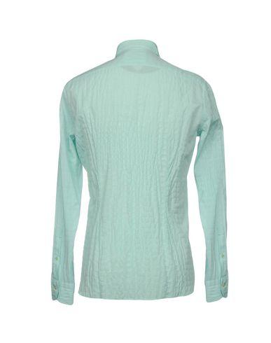 Chemise À Carreaux Domenico Tagliente bas prix sortie toutes tailles naviguer en ligne Coût vente bas prix Pvbcrcva