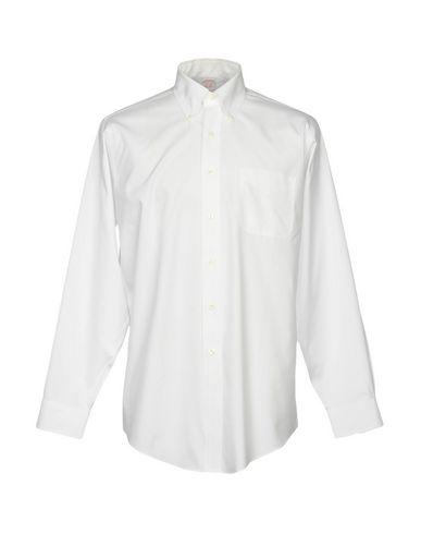 Brooks Brothers Camisa Lisa bon marché 4jaLtKJ