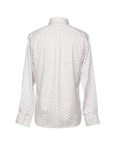 réduction avec paypal à jour Toison Noire Par Brooks Brothers Camisa Estampada ordre de vente parfait jeu parfait pas cher gaadl