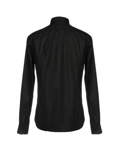 magasin de destockage Versace Collection Camisa Lisa réduction de sortie jeu fiable wSA7M