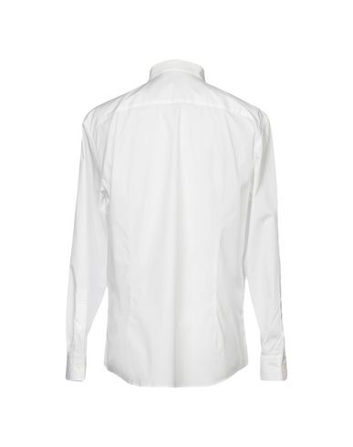 à vendre Versace Collection Camisa Lisa Livraison gratuite extrêmement ASglJ