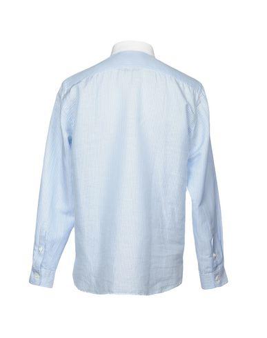 vente 2015 nouveau large éventail de Camisa Canaux De Graines De Lin obm8rrdKQu
