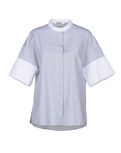 prédédouanement ordre Jil Sander Rayé Chemises meilleur endroit authentique sortie avec paypal ct8kUD