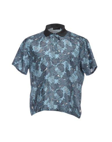 pas cher abordable originale sortie Armani Shirt Imprimé mX5ztXNKV