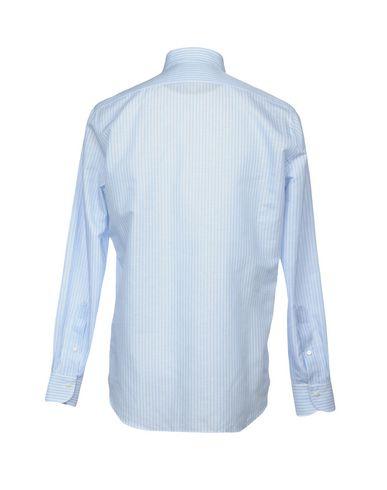 Chemises Rayées Bagutta site officiel VhVEEYo