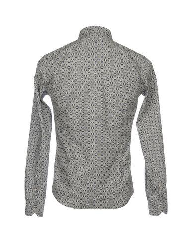 jeu commercialisable Shirt Imprimé De Charbon Michael boutique en ligne ZMJAMh
