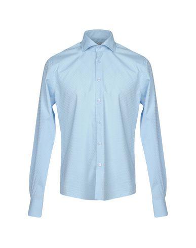 Oui Zee Par Essenza Camisa Lisa wiki livraison gratuite qualité aaa 2014 nouveau kC5I9o