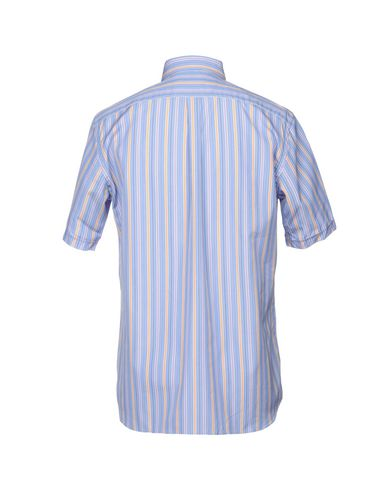Carlo Pignatelli Rayé Chemises acheter plus récent vue jeu DZTeEuDJmf