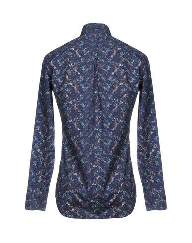 Shirt Imprimé Drykorn Manchester pas cher Livraison gratuite combien 6jCtwVI