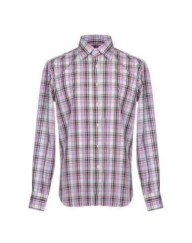 Angella Camisa De Cuadros bonne vente ykY7Mh09