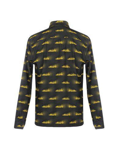 Shirt Imprimé Prada sortie combien clairance site officiel wiki classique jeu 2014 nouveau SnhRd