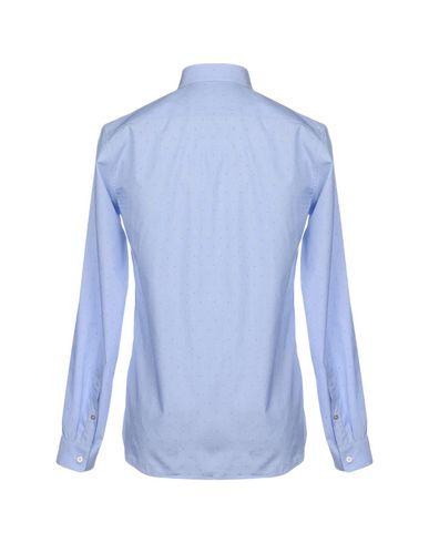 Jil Sander Rayé Chemises best-seller à vendre boutique en ligne kjEFAq5G