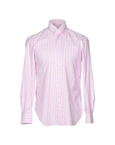 super Napoli Chemises Rayées Barbe combien parfait en ligne à vendre 2014 vente 2015 nouveau 3AZSwVY