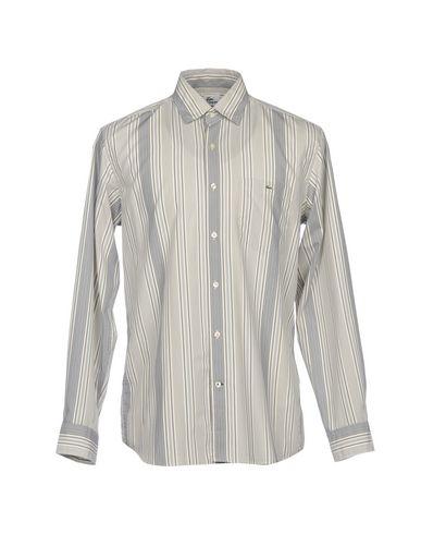 Remise véritable jeu fiable Chemises Rayées Lacoste combien en ligne GgwXdPn