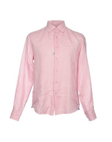Mdp Société De Mode Camisa De Lin