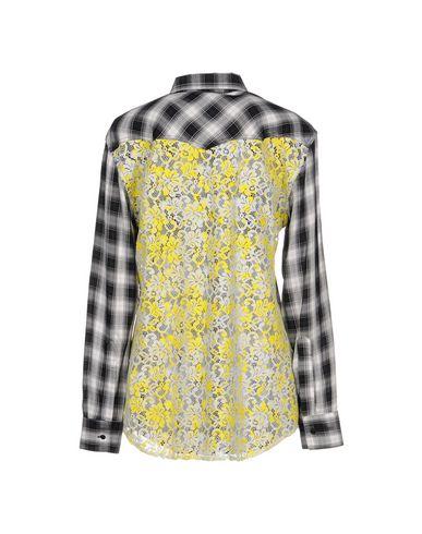 Livraison gratuite 2015 Couture Forte Chemise À Carreaux à la mode site officiel w2i9JA